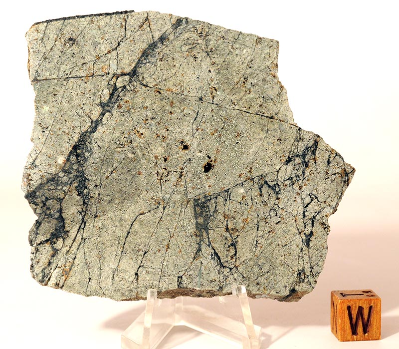 The St. Michel, Finland Meteorite – A Lifetime of Breakage