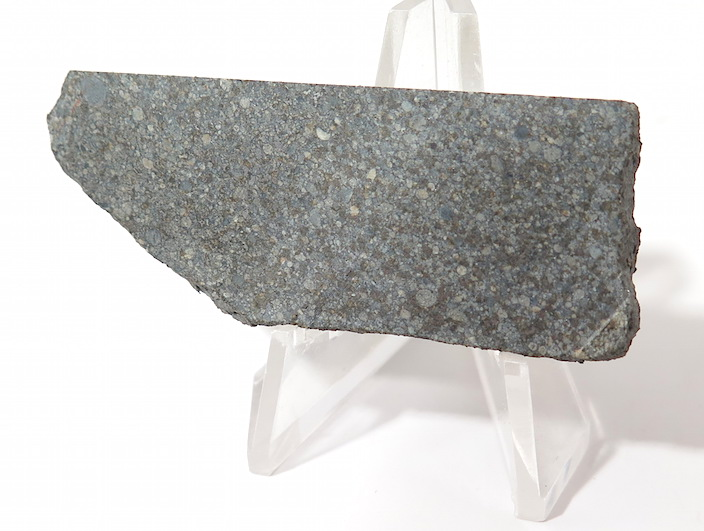Monroe meteorite slice