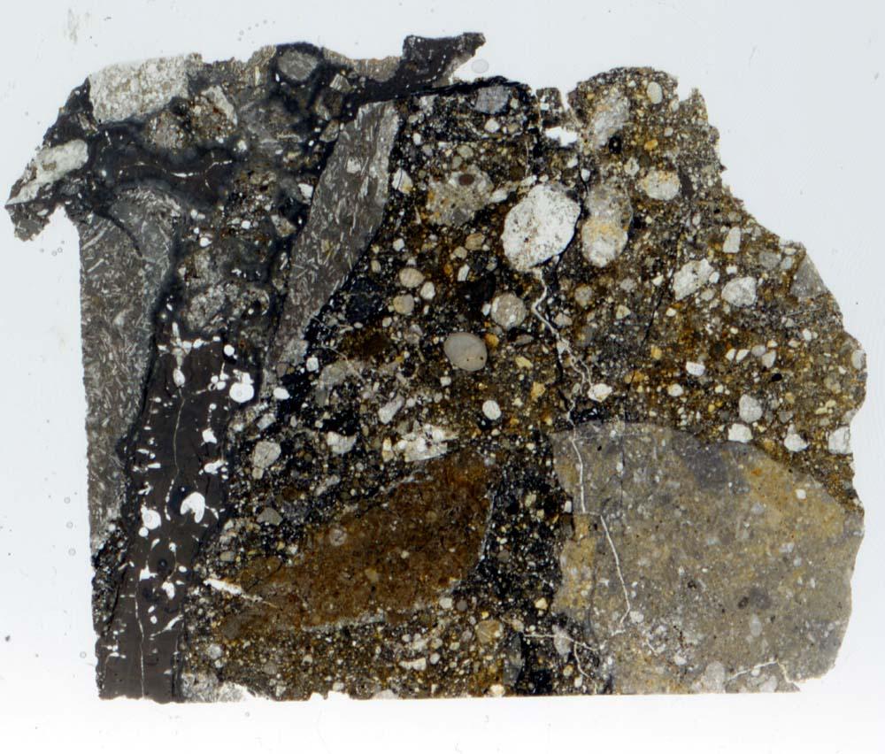 Crystalline Lunar Spherules Meteorite Times Magazine
