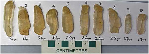 Libyan Desert Glass Ventifacts  | Meteorite Times Magazine