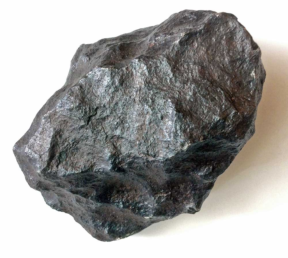 An Interplanetary Ambassador: The Gibeon Meteorite