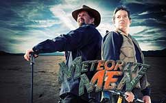 Meteorite Men Season 2 premieres Nov. 2nd